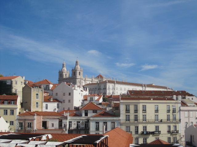 Lisboa - Mirador Portas do Sol