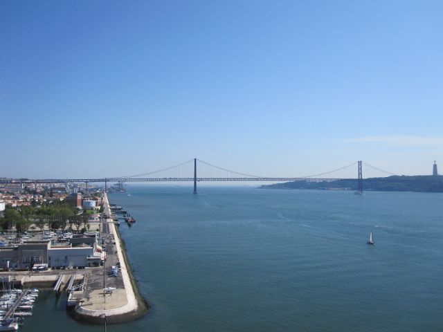 Lisboa - Monumento Descubrimientos - Mirador