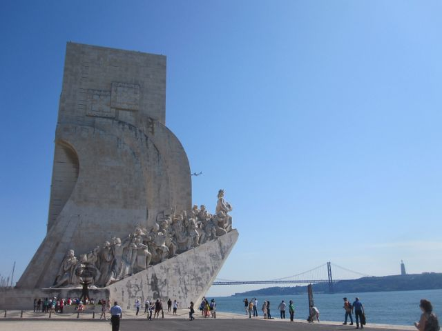 Lisboa - Monumento Descubrimientos