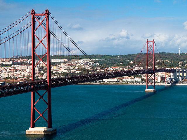 Lisboa - Puente 25 abril