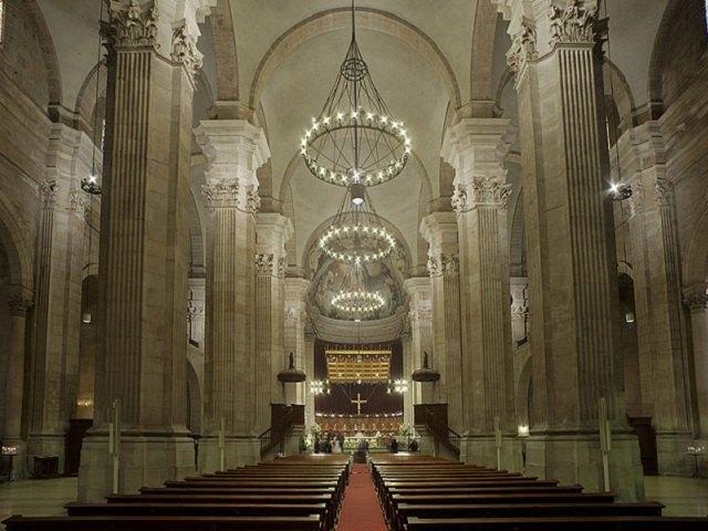 Lleida - Catedral Nueva - Interior