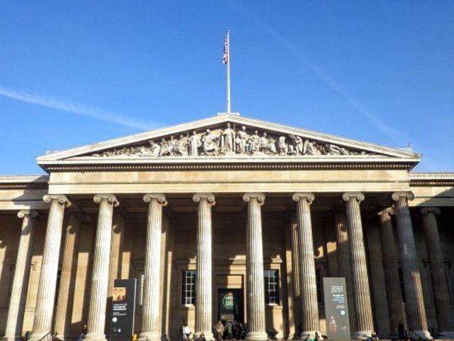 Museos de Londres - British Museum
