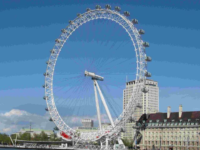 Visitar Londres - London Eye