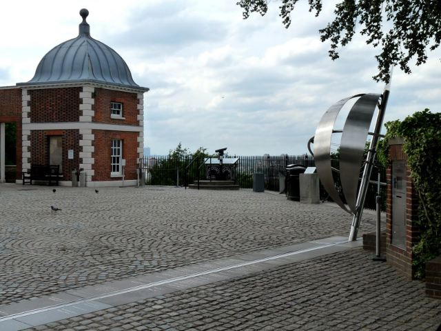 Londres - Meridiano Greenwich