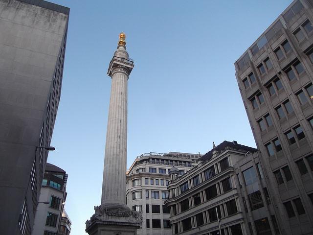Londres - Monument