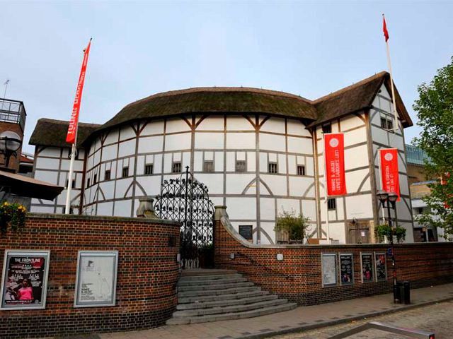 Londres - Shakespeare Globe Theatre