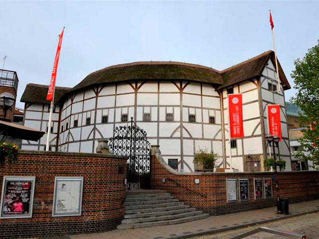 Londres - Shakespeare Globe Theatre