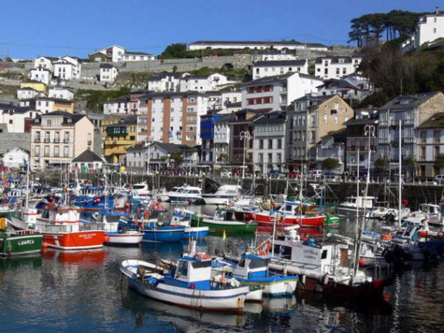 Conocer Asturias en 4 días - Luarca - Puerto