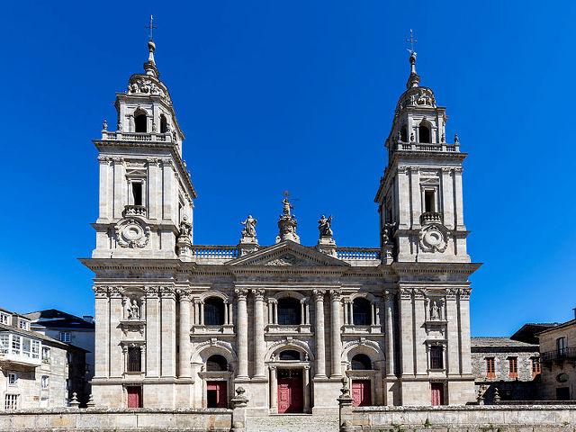 Que visitar en Lugo - Catedral de Santa María