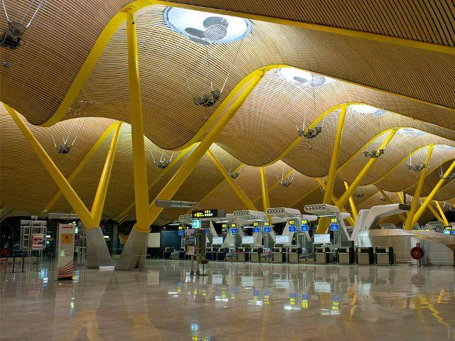 Madrid - Aeropuerto Barajas