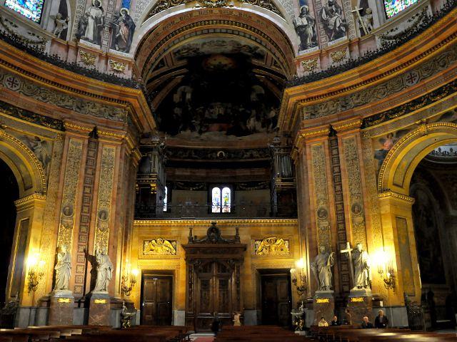 Madrid - Basílica San Francisco el Grande