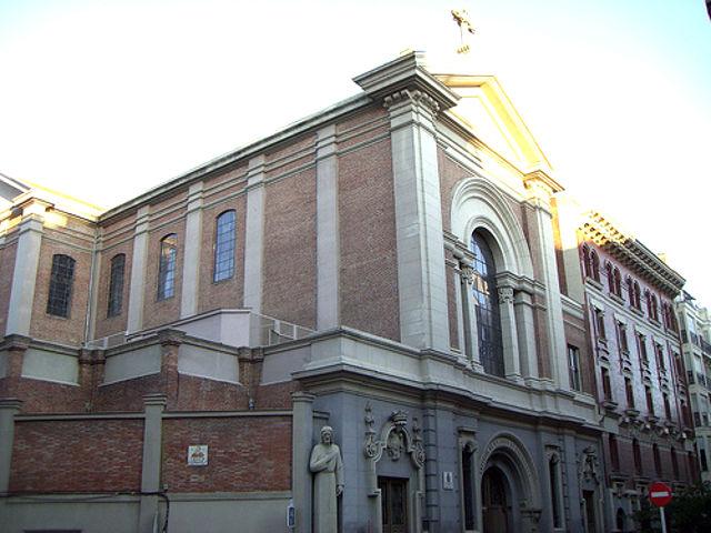 Madrid - Basilica Jesus Medinaceli