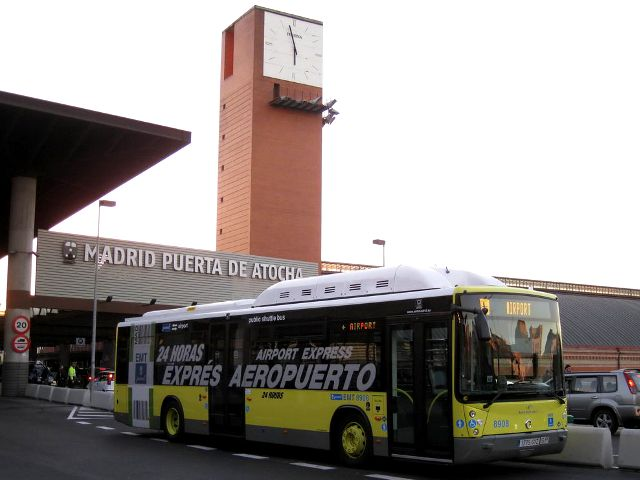 Madrid - Bus Express