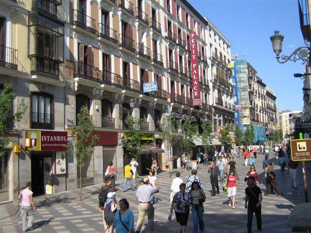 Madrid - Calle Preciados
