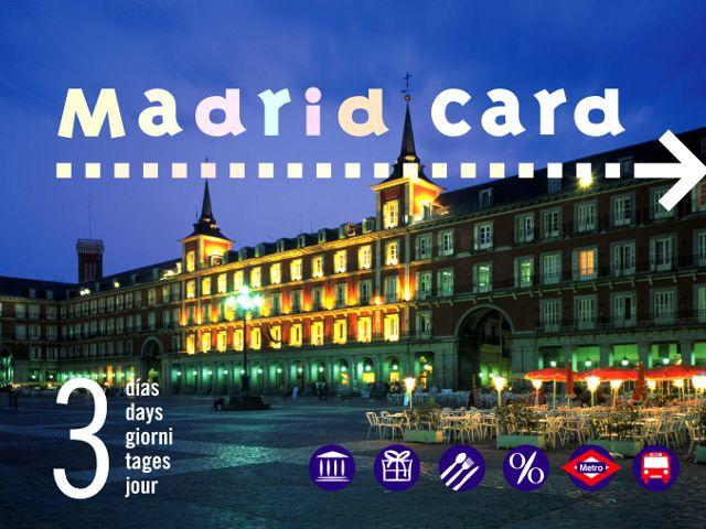 Madrid Card
