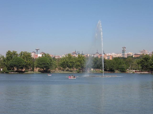 Madrid - Casa de Campo - Lago