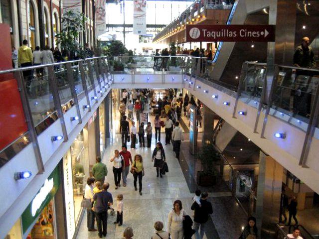 Madrid - Centro Comercial Principe Pio