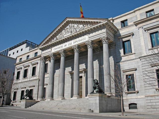 Madrid - Congreso Diputados