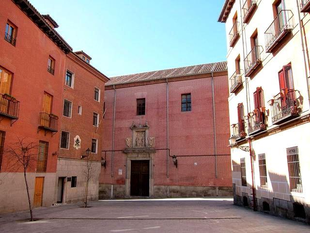 Madrid - Convento de las Carboneras