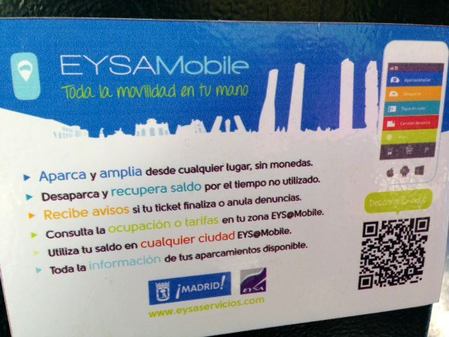 Madrid - EysaMobile