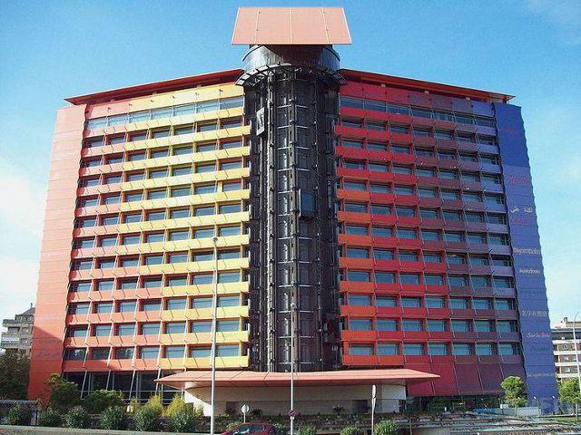 dormir en Madrid - Hotel