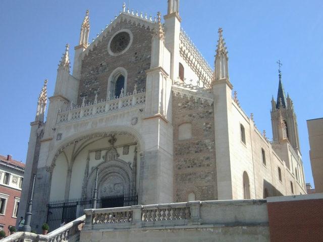 Madrid - Iglesia San Jeronimo