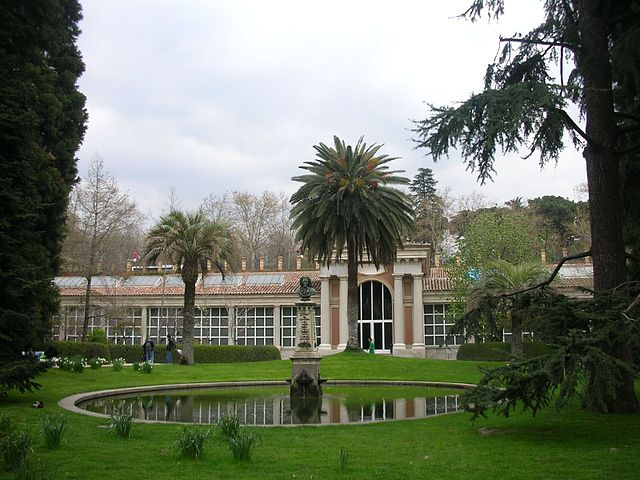 Madrid - Jardin Botanico