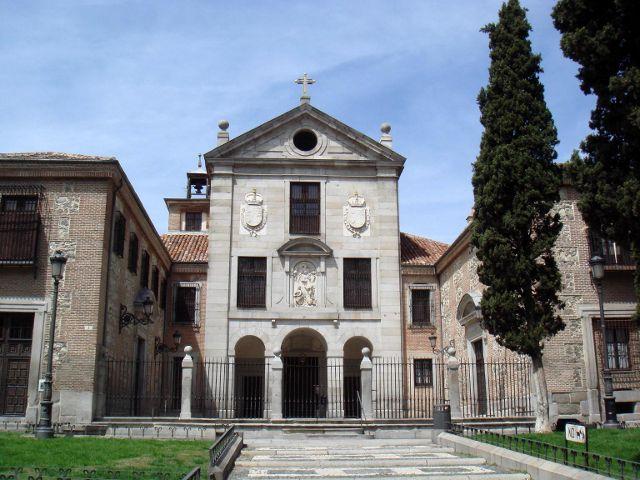 Madrid - Monasterio Encarnación
