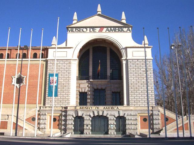 Madrid - Museo America