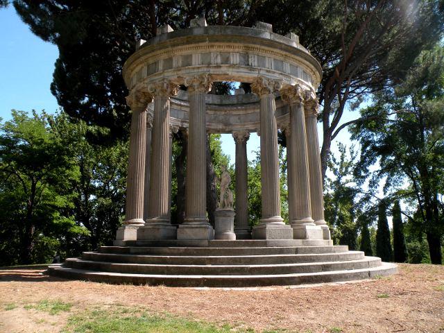 Madrid - Parque del Capricho
