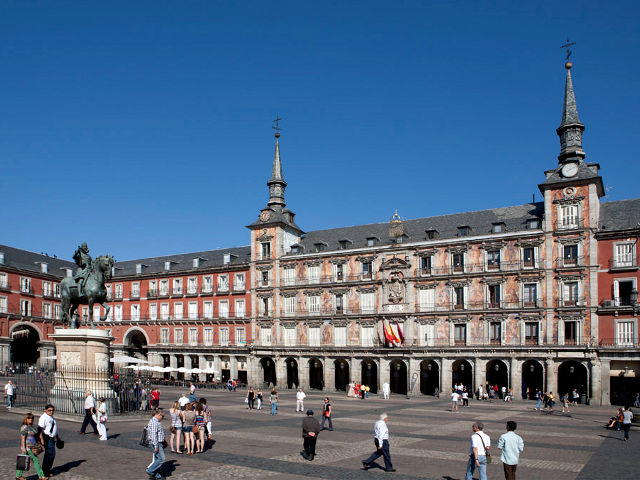 Que ver en Madrid - Plaza Mayor