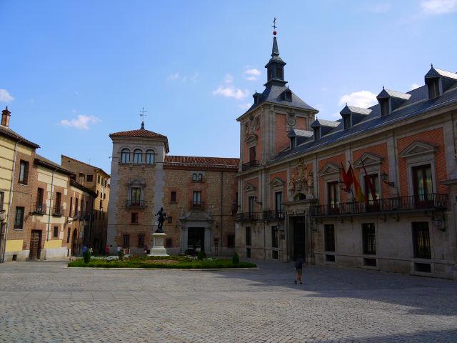 Madrid - Plaza de la Villa