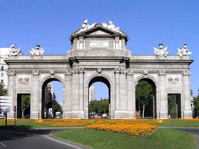 Conocer Madrid - Puerta Alcalá