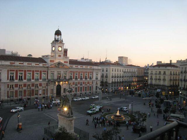 Que visitar en Madrid - Puerta del Sol
