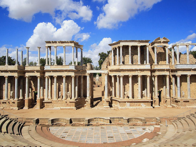 Merida - Teatro Romano
