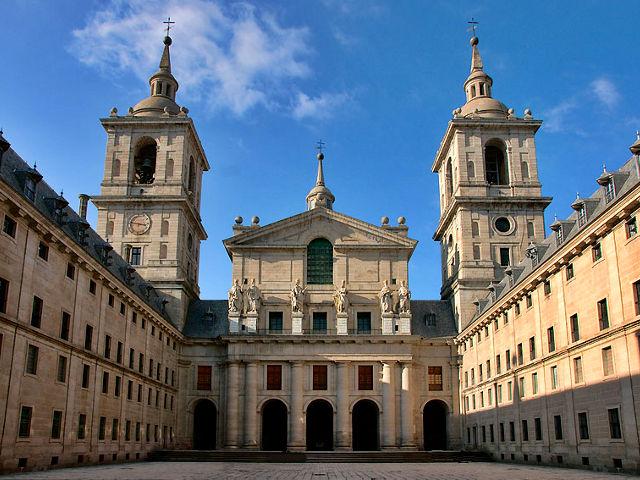Monasterio El Escorial - Basilica
