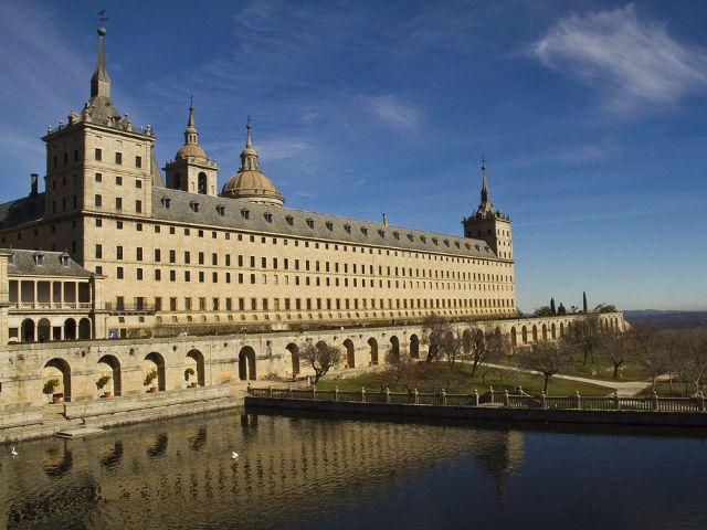 Monasterio El Escorial - Exterior