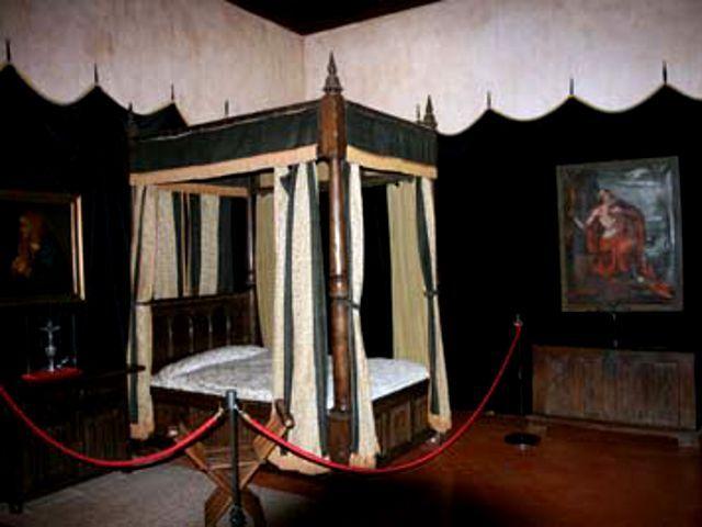 Monasterio de Yuste - Dormitorio