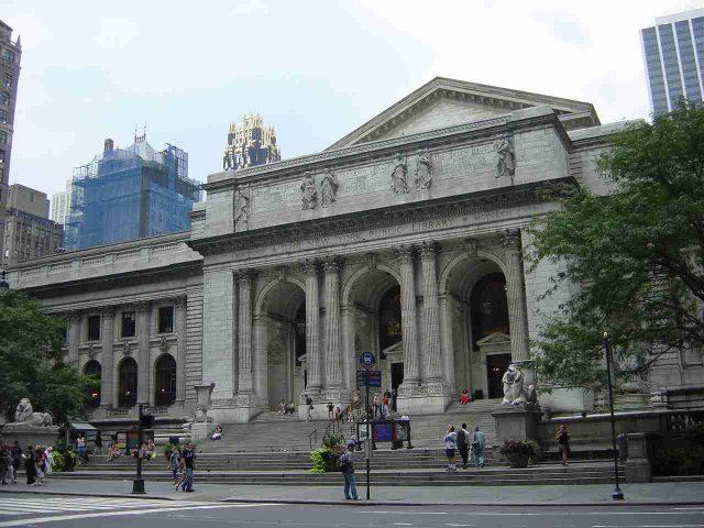 Nueva York - Biblioteca Pública