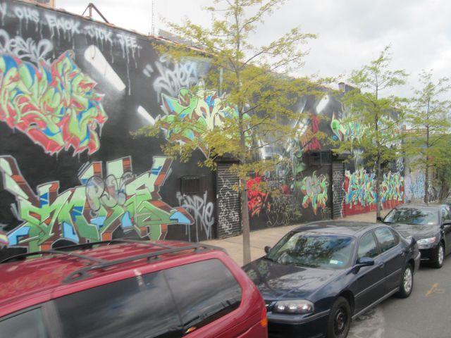 Nueva York - Bronx - Graffitis