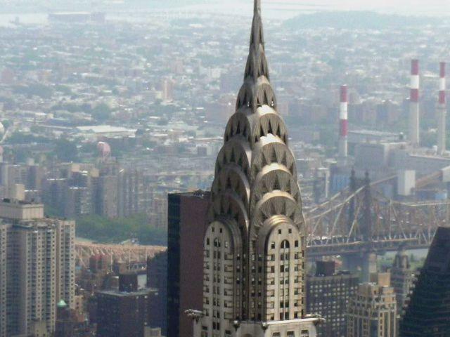Nueva York - Chrysler Building