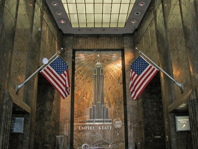 Nueva York - Empire State Hall
