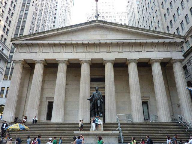 Nueva York - Federal Hall