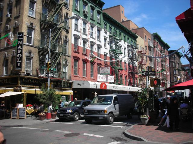 Nueva York - Little Italy