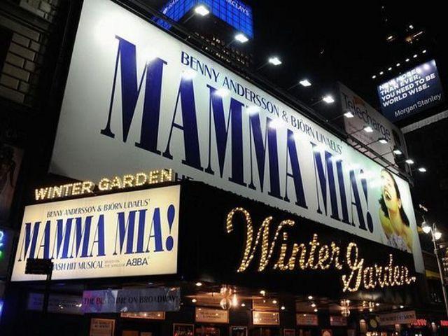 Nueva York - Mamma Mia