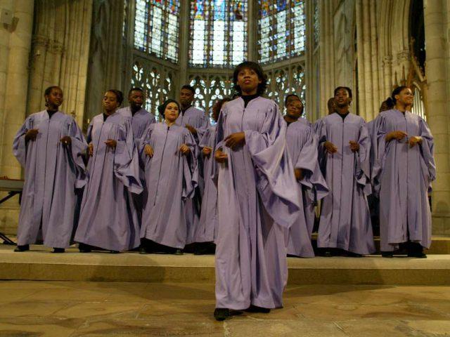 Nueva York - Misa Gospel