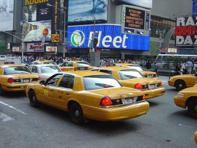 Nueva York - Taxi