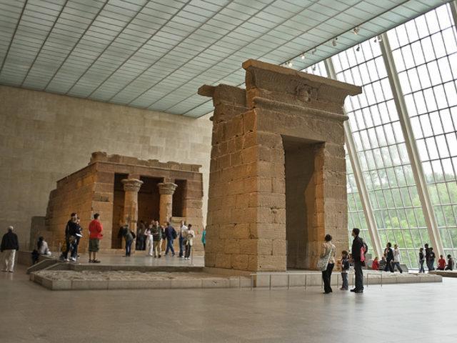 Nueva York - Templo de Dendur