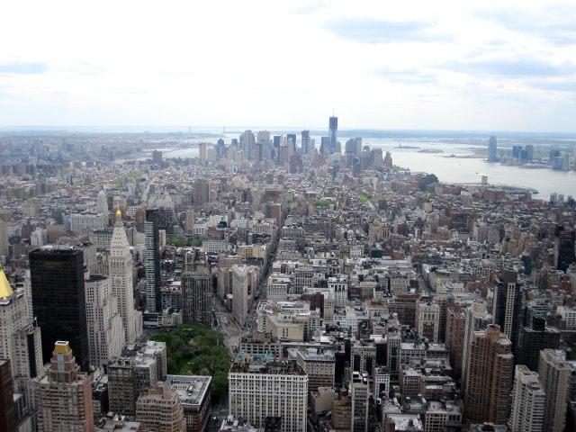 Nueva York - Vistas desde Empire State