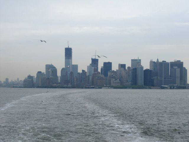 Nueva York - Vistas desde Staten Island